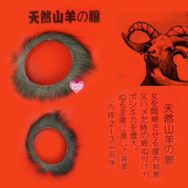 情趣精品-天然羊眼圈-滿額1200才可選購