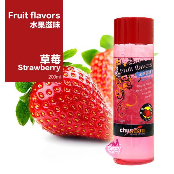 潤滑液-櫻花水果潤滑液(草莓)
