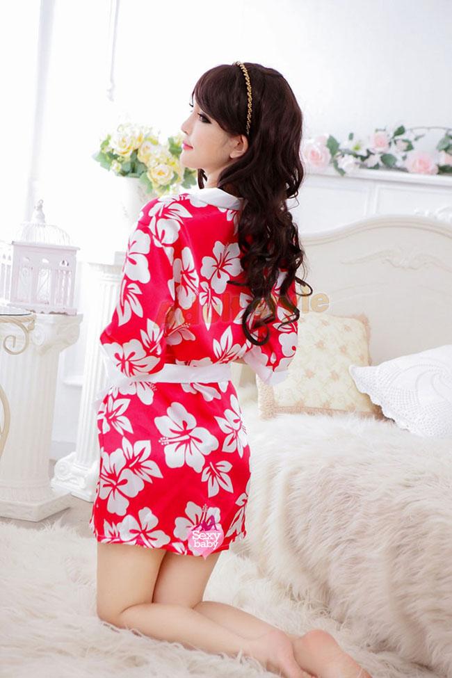 情趣精品-大阪香姬-浪漫櫻花和服