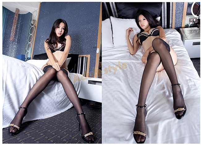 情趣精品-蕾絲花邊性感大腿絲襪